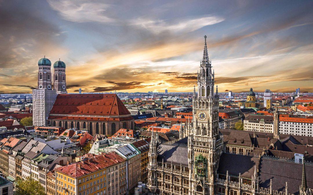 München '17 – obvestilo pred odhodom