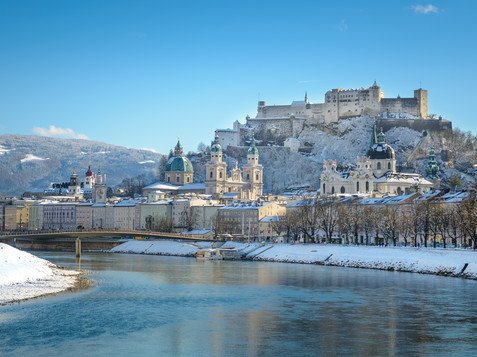 Nadstandardna ekskurzija nemščine v Salzburg